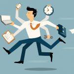 Успех в делах и страсть к работе