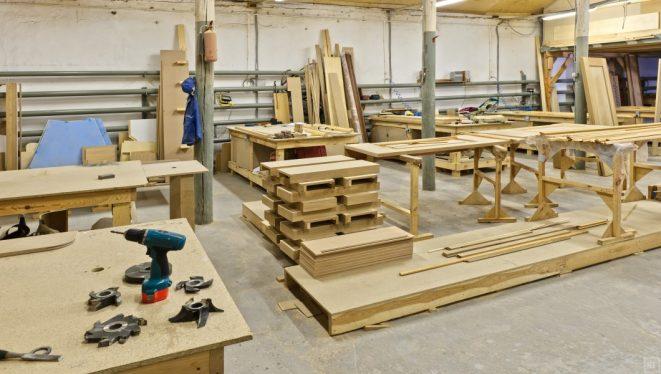 Мебельное производство и его автоматизация