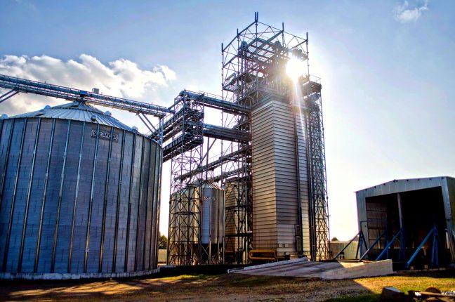Оборудование для сушки зерна
