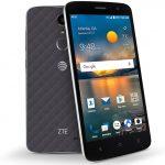 Новый огромный смартфон ZTE на Android