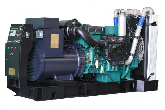 электростанции с дизельным двигателем