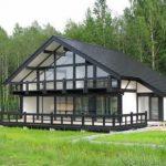 Фахверковое строительство – старые традиции и новые тенденции
