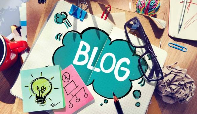 С чего начинается блог