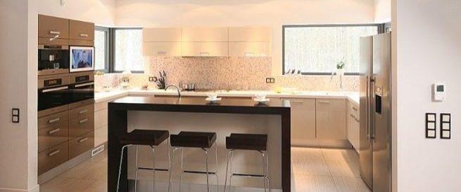 Кухня - острів
