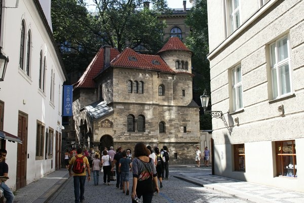 Відпочинок у Празі: єврейський квартал «Йозефів»